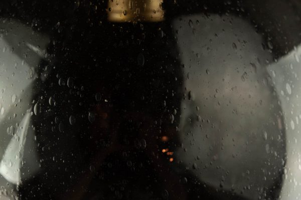 Laelamp klaaskuppel