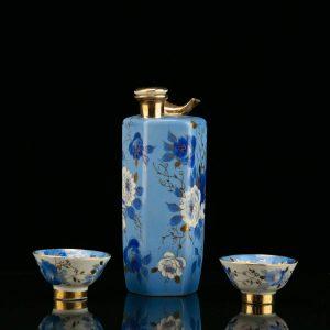Dulevo porcelain carafe set