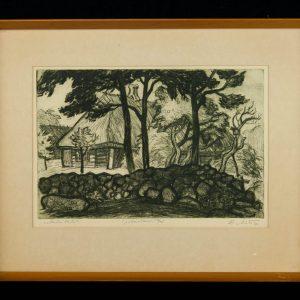 Hugo Mitt Muhu talu 1971a
