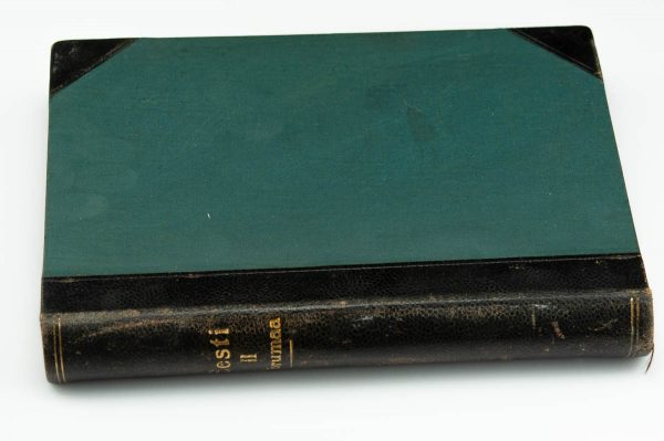 Antique Estonian Book