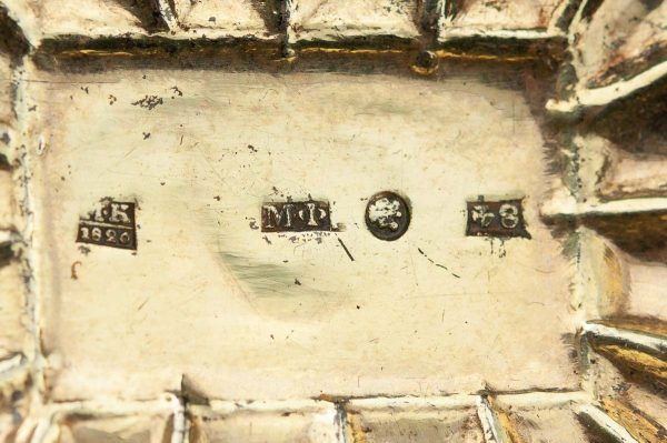 Tsaari-Vene soolatoos, 84 hõbe - 1826