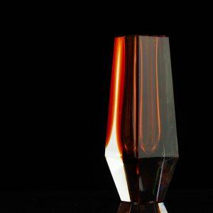 Art Deco klaasvaas MÜÜDUD