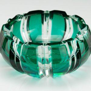 Antiikne kristall tuhatoos roheline