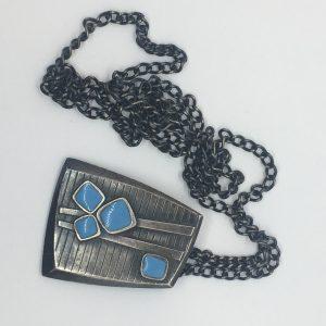 Vintage Estonian necklace