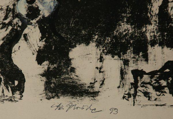 Alo Hoidre (1916-1993) Pidu 1993a