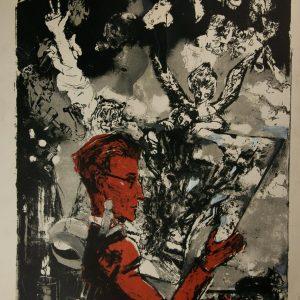 Alo Hoidre (1916-1993) Kunstimeistrid II 1992a