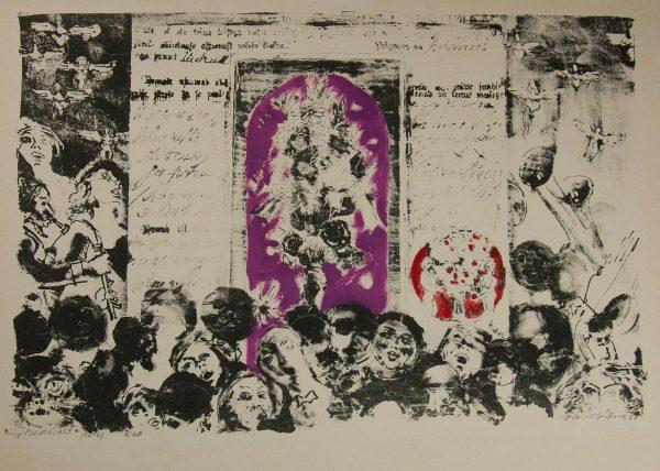 Alo Hoidre (1916-1993) Pulmalaul 1989a