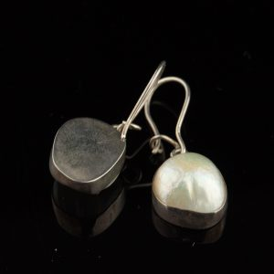 Kõrvarõngad - pärlmutter