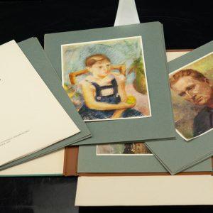 Läti kunsti näituse 1958a album (20 reprot)
