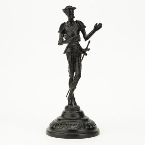 Kasli cast iron figure, Don Quijote 1982