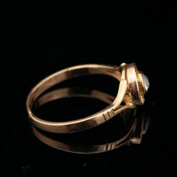Antiikne sõrmus, 56 kuld
