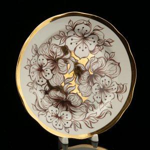 Estonian porcelain ARS dish
