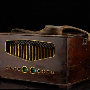 Antique music box with 8 different melodies