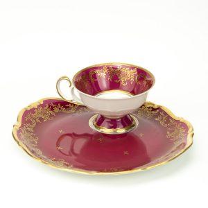 Weimar GDR porcelain cup