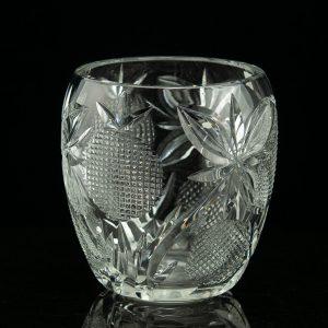 Helle Põld Estonian crystal vase
