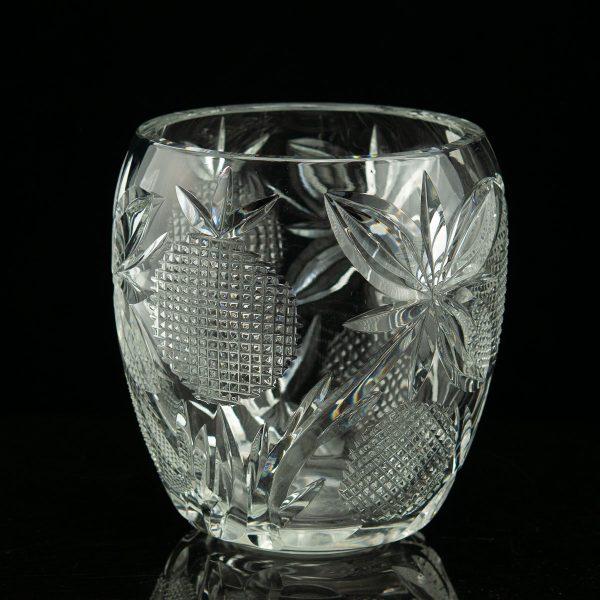 Helle Põld kristallvaas 1970a