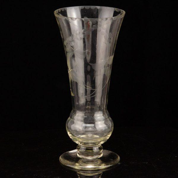 Lorupi poolkristall vaas, lihvi nr.30