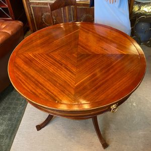 Empire style card table