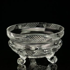 Lorup crystal bowl