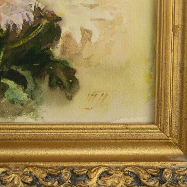 Akvarell ''Astrid''