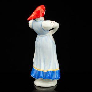 LFZ figuur - 1950, Vene portselan