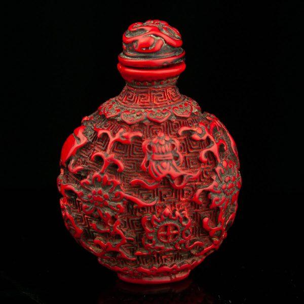 Antique Asian perfume bottle