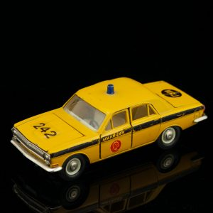 Volga GAZ-24 diecast model car