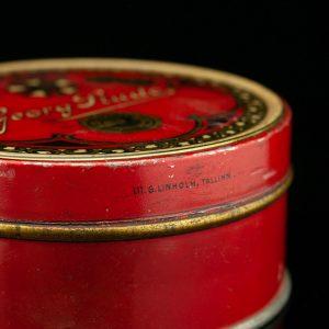 Georg Stude tin box