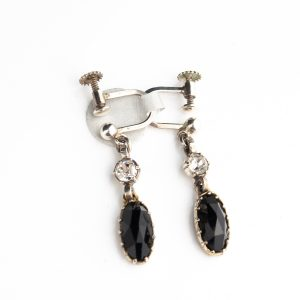 Antique earrings, 835 silver
