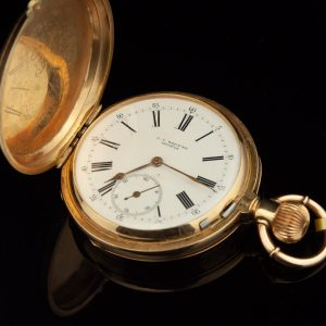 Antiikne uur J.F.Boutte Geneve, 56 kuld
