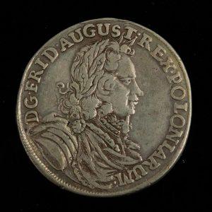 1703 German silver 2/3 thaler