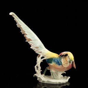 Linnu figuur - Karl Ens, Saksa portselan