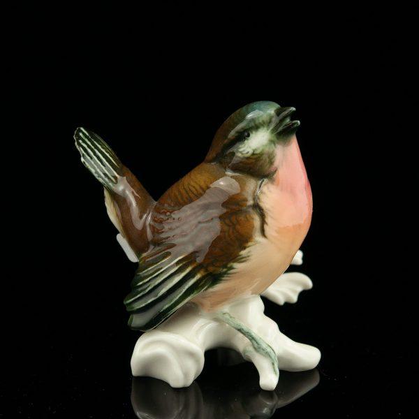 Linnu figuur - Karl Ens