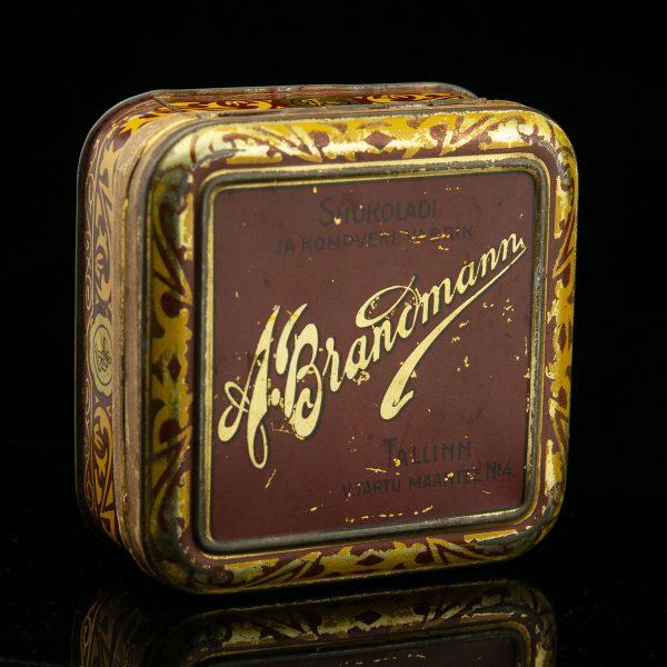 EW aegne kommikarp A.Brandmann