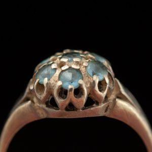 Sõrmus, 925 hõbe