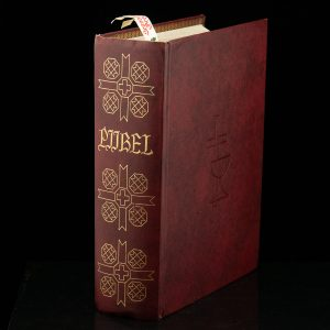 Antique Estonian Bible