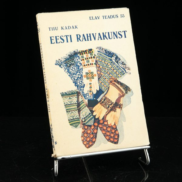 Eesti rahvakunst Tiiu Kadak 1936a