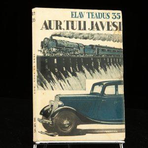 EW raamat AUR,TULI ja VESI Elav Teadus 35,1934a