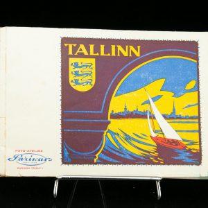EW aegne album Tallinn Foto-Ateljee Parikas