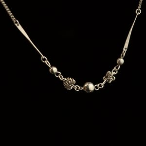 Finnish silver necklace