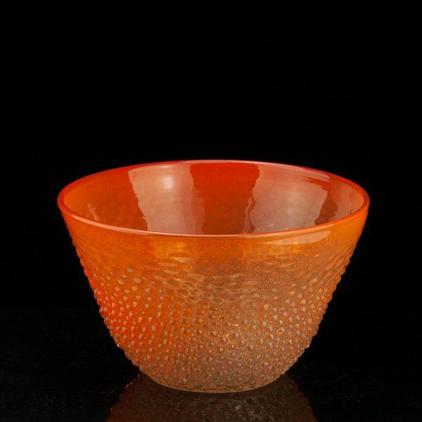 Tarbeklaas vase by Eino Mäelt