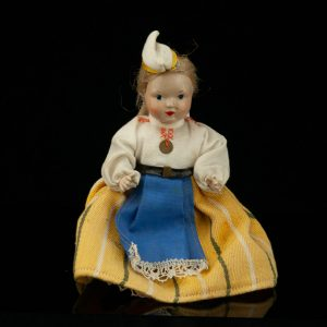 1950-60's national doll