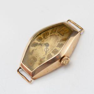 Antique women's wrist watch ETERNA , 56/585 gold