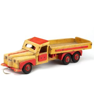 Vintag wood toy car