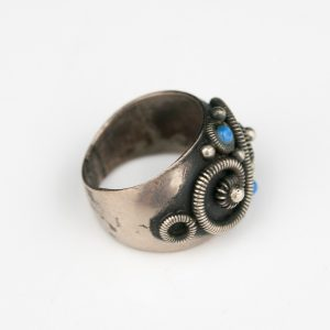 Vintage Estonian KK ring