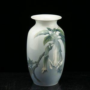 Royal Copenhagen Denmark large porclain vase