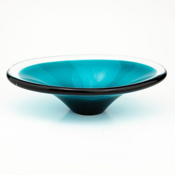 Vintage glass bowl