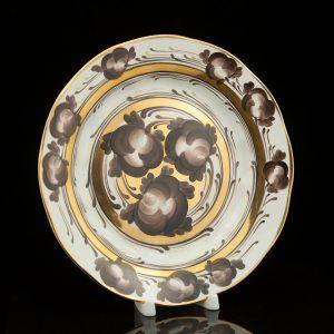 ARS porcelain plate