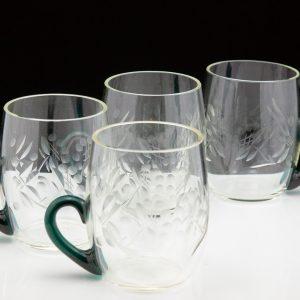 1954 Helga Kõrge glasses 4 pcs