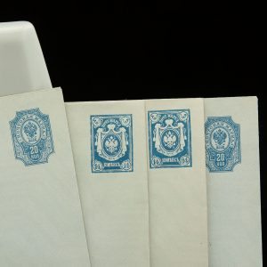 Antique Envelopes with stamps